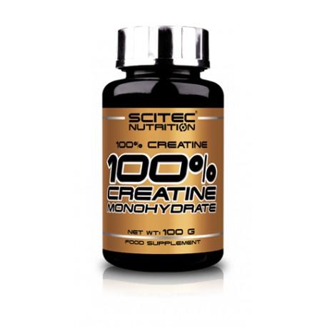 100 % Creatina Monohydrate 100 g