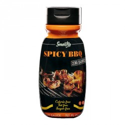 Servivita Salsa Barbacoa Spicy 300 ml