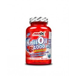 AMIX™ Krill Oil 1000  60 Softgel