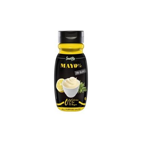 Servivita Salsa Mayo 0% Calorías  320 ml