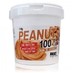Crema de Cacahuete 100% Best Protein 1 kg