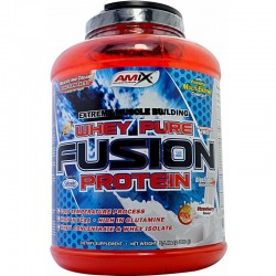 Amix Whey Pure Fusion 2,3 kg