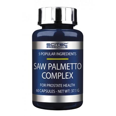Saw Palmetto Complex 60 Cápsulas
