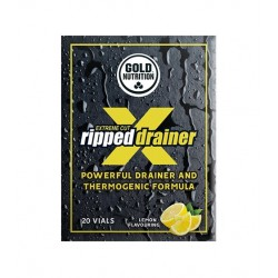 Extrem Cut Ripped Drainer 20 unidosis