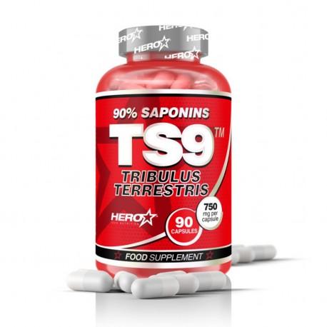 TS9 Tribulus Terrestris 90 Cápsulas