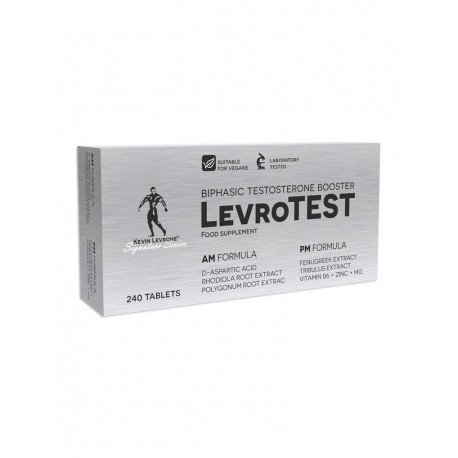 Levrotest AM-PM   2x120 Cápsulas
