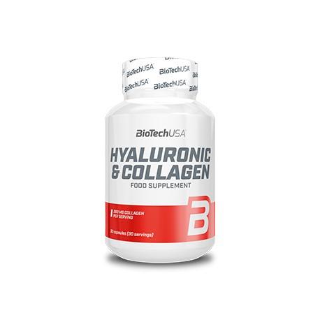 Hyaluronic Collagen 30 Cápsulas