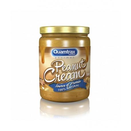 Quamtrax Crema de cacahuete 500 g