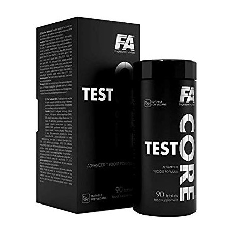 FA Core Test 90 Cápsulas