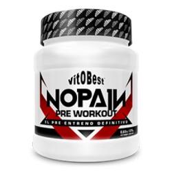 NO PAIN Preworkout 375 g + Shaker Fitnessfisico