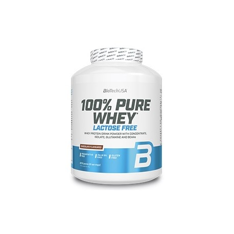 100% Pure Whey 2270 g Sin Lactosa