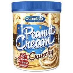 Quamtrax Crema de Cacahuete Crunchy 1 kg