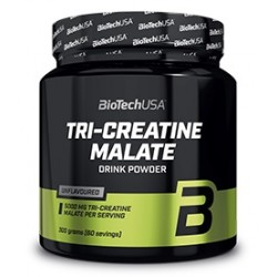 Tri Creatine Malate 300 g Biotech Usa