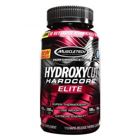 Hydroxycut Hardcore Elite 110 Cápsulas