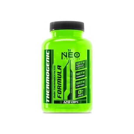 Thermogenic de NEO Pro Line 120 Cápsulas