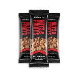 Nuts & Fruits 40 g Biotech Usa