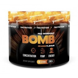 7Nutrition BOMB Pre Workout 240 g
