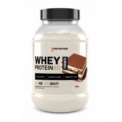 7 Nutrition Whey Protein 80  2 kg Shaker de Regalo