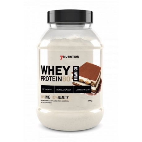 7Nutrition Whey Protein 80  2 kg