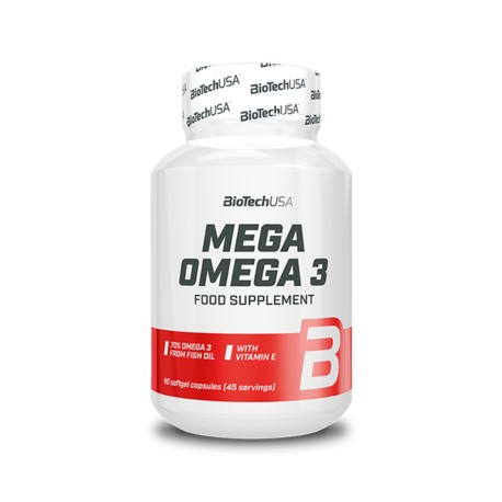 Mega Omega 3  180 Sofgel Cápsulas