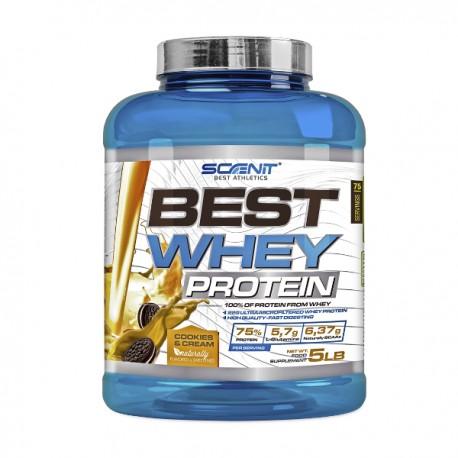 Best Whey Protein 2268 g