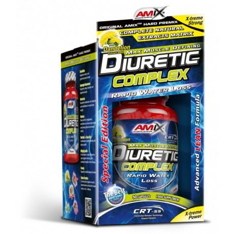 Amix Diuretic Complex 60 Cápsulas