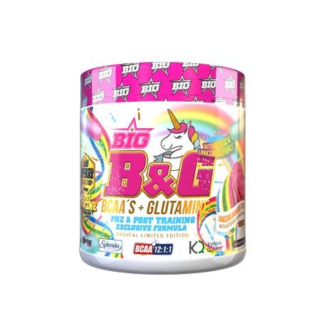 B&G UNICORN RAINBOW CANDY 400 g ( Envío 2 días )