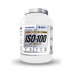 ISO 100% Whey Isolated 1814 g + Shaker