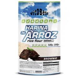 Harina de Arroz Instant 1 kg