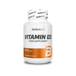 Vitamina D3 60 Tabletas