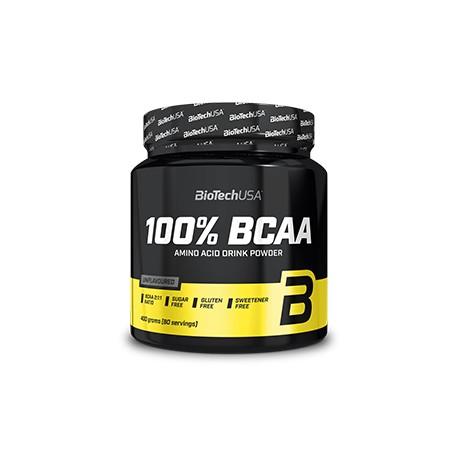 100% Bcaa Biotech Usa 400 gr