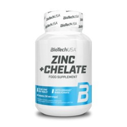 Zinc+Chelate 60 Tabletas