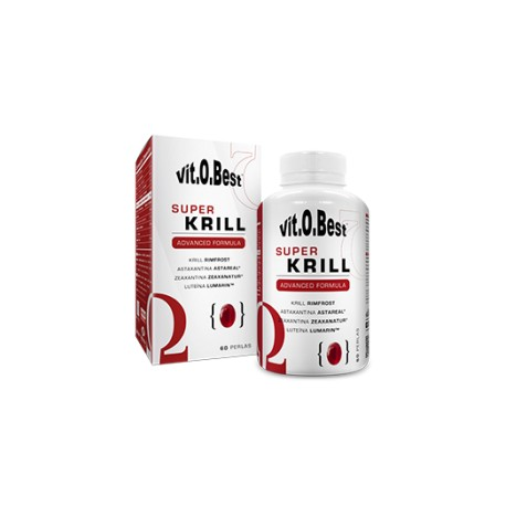 Súper Krill 60 Perlas
