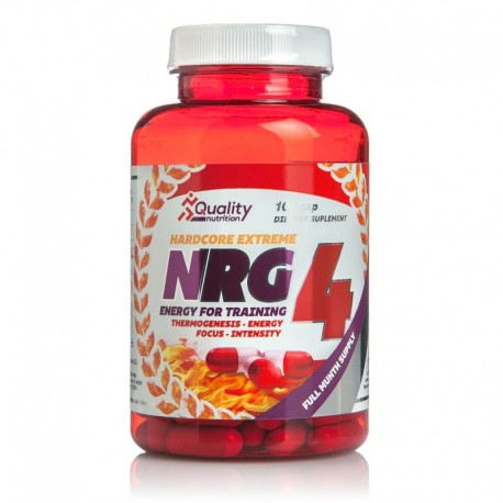 NRG4  100 Cápsulas