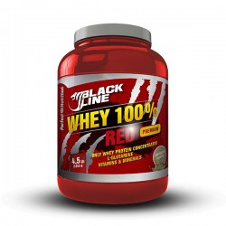 Black Line  Whey 100% Red Premium 2043 g + Shaker