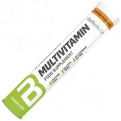 Multivitamin Efervescente 20 Tabletas