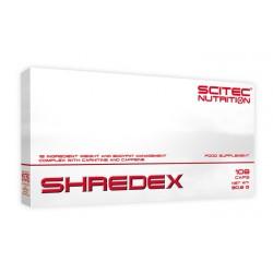 Shredex Scitec 108 Cápsulas