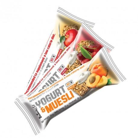 Yogurt & Muesli 30gr 32 Barritas