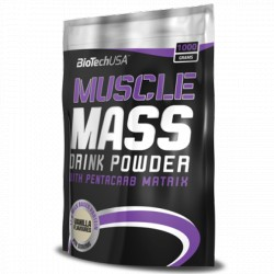 Muscle Mass Biotech Usa 1kg