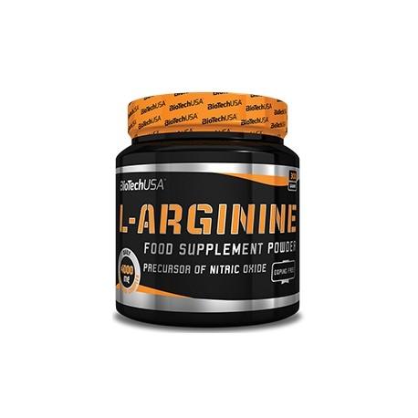 L-Arginina 300 g  Biotech Usa