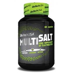 MultiSalt Biotech Usa 60 Cápsulas