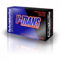 V-Trans  Red Licaps Termogenic Formula 60 Cápsulas