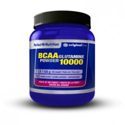 BCAA + Glutamina Powder 454 g