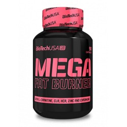 Mega Fat Burner For Her 90 Cápsulas