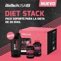 Diet Stack  20 Días.