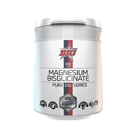 Magnesium Bisglycinate de BIG® 100 Cápsulas