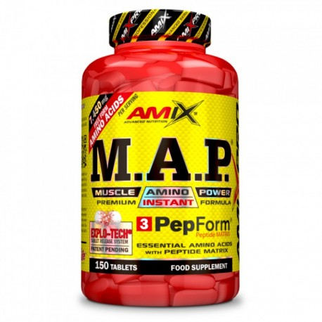 M.A.P.® Muscle Amino Power Amix 150 tabletas