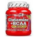 Amix Glutamina + Bcaa 530 g