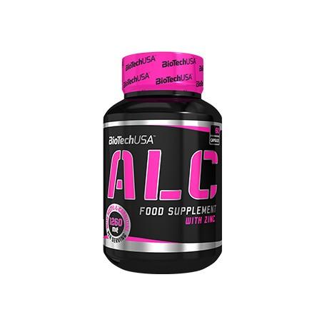 ALC 60 Cápsulas BioTechUSA