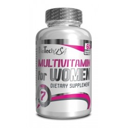 Multivitamin For Women 60 Tabletas